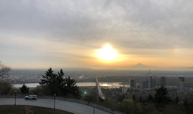 The Sun Shines Again on Portland Sustainability!