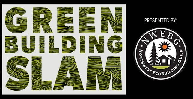 NW EcoBuilding Guild Green Slam Comes to Portland!