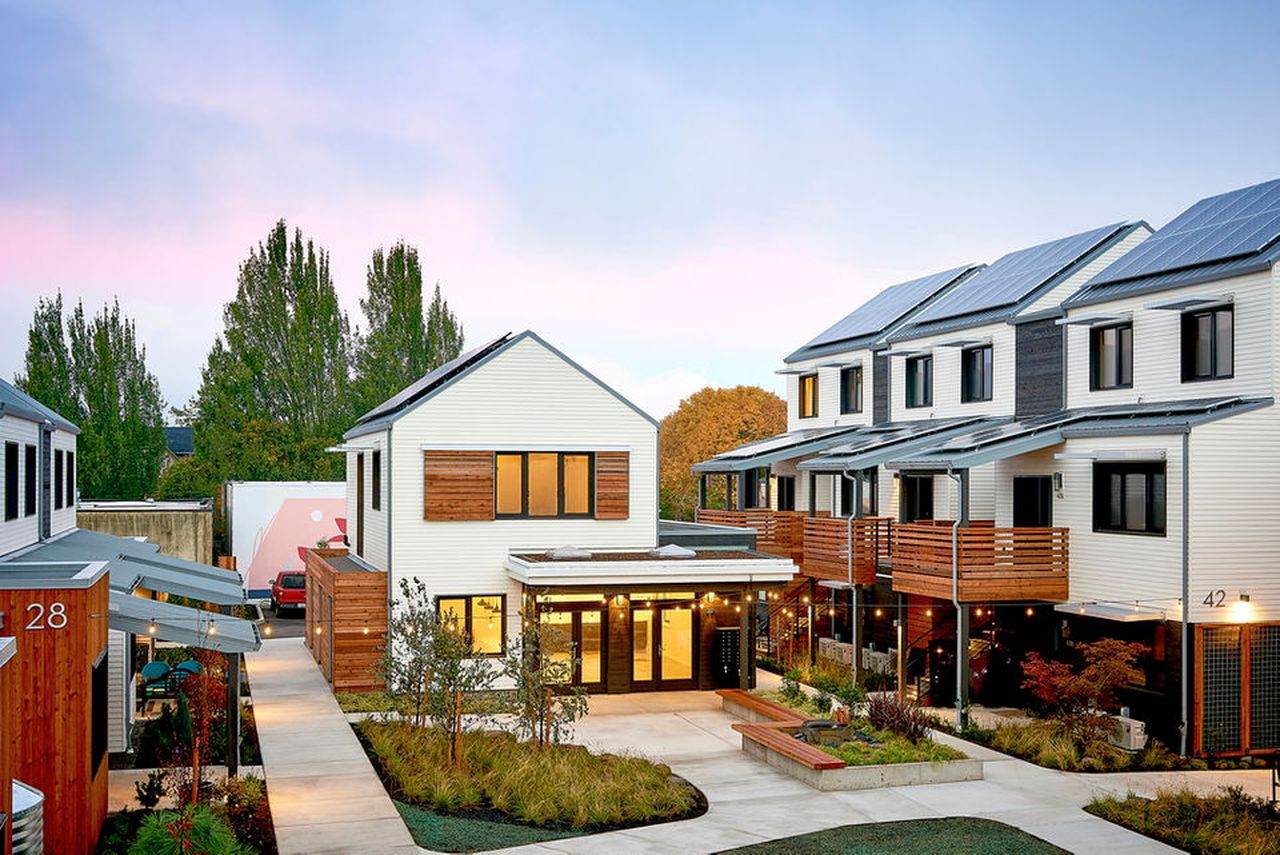 Tour old, new zero-energy homes that make more power than they use
