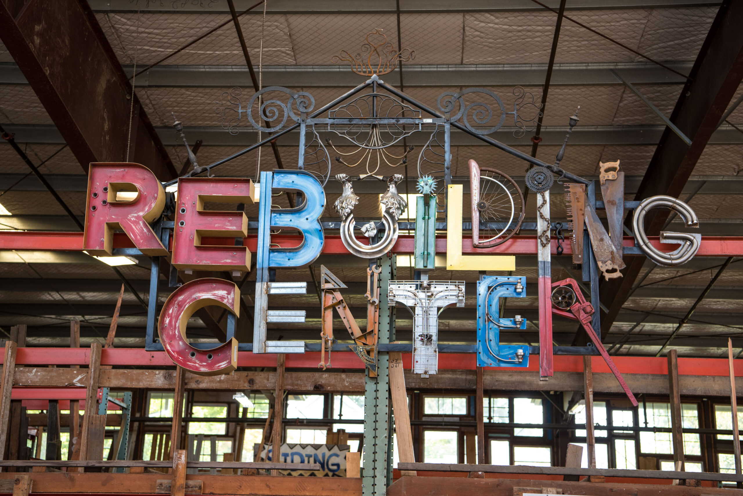 Rebuilding Center: Salvage Showdown 2020!